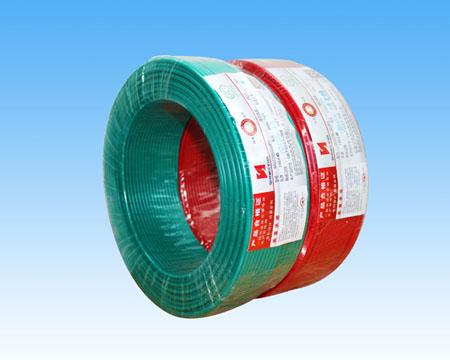 一般用途单芯硬导体无护套电缆