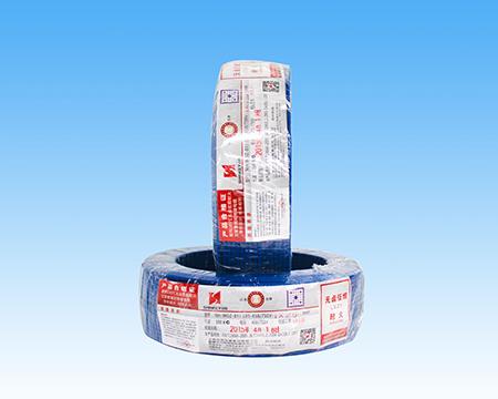 耐热105℃无卤低烟耐火交联聚烯烃绝缘电缆