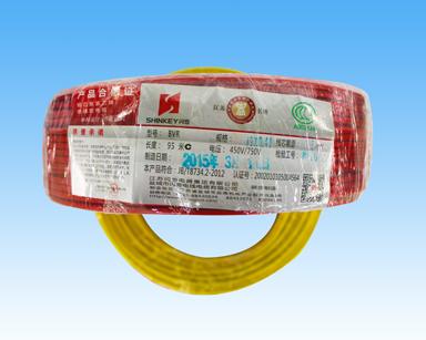 河南铜芯聚氯乙烯绝缘软电缆