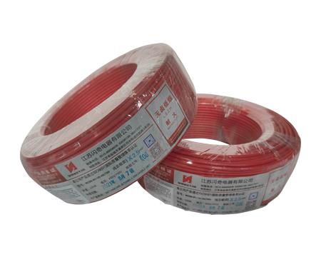 山东耐热105℃无卤低烟耐火交联聚烯烃绝缘电缆