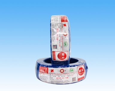 NH-IV-BV铜芯聚氯乙烯阻燃绝缘耐火电缆