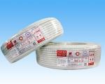 WDZ-BYJ铜芯耐热105°C无卤低烟阻燃交联聚烯烃绝缘电缆