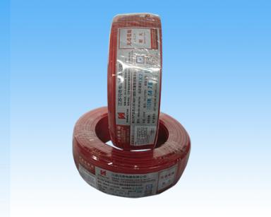 山东耐热105℃无卤低烟耐火交联聚烯烃绝缘电缆WDBN1×2.5