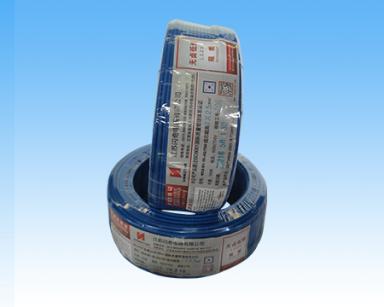 山东耐热105℃无卤低烟阻燃交联聚烯烃绝缘电缆WDZB1×2.5