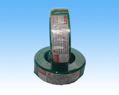 山东辐照交联聚烯烃绝缘耐火无卤低烟阻燃电缆WDBN-BYJ(F)1×2.5