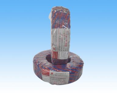 河南铜芯聚氯乙烯绝缘绝缘阻燃绞形连接用软电线ZR-RVS2×0.75